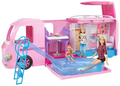 Supercaravana de Barbie