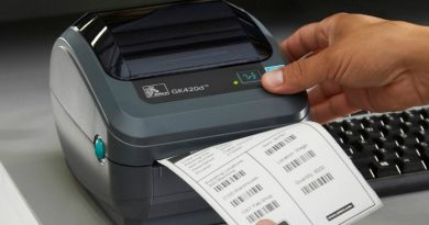 Tipos de impresoras de etiquetas dentro del sector sanitario