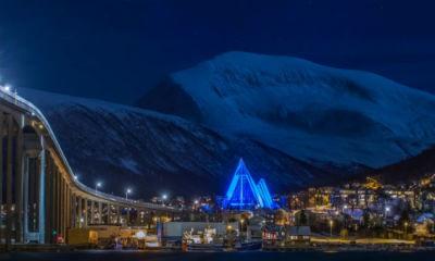 Tromso en Navidad
