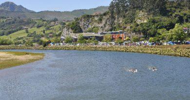 Una divertida aventura que solo el río Sella puede ofrecer