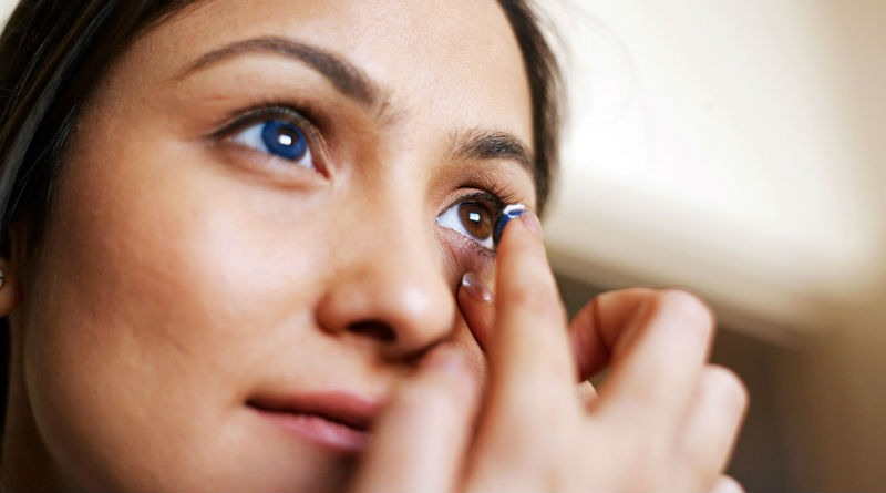 lentillas tratamiento correctivo a la moda