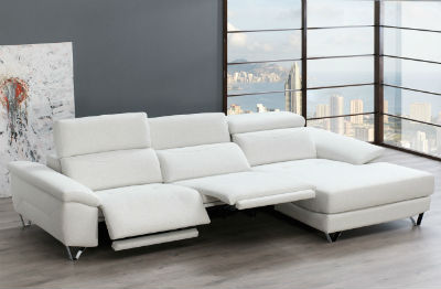 Chaise Longue piel relax