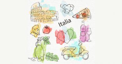 De donde proviene cocina italiana