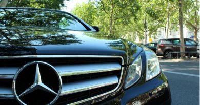 Mercedes Taxi Barcelona