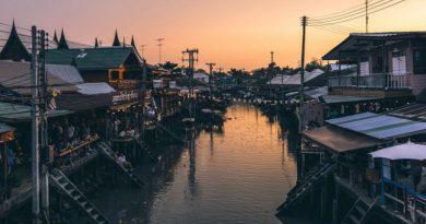 Romper con la rutina en Tailandia