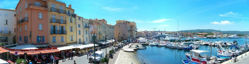 Saint Tropez Costa Azul