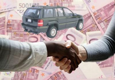 Contratos de compraventa pars coches de segunda mano