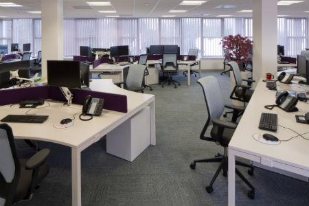 Diseño e instalacion de oficinas