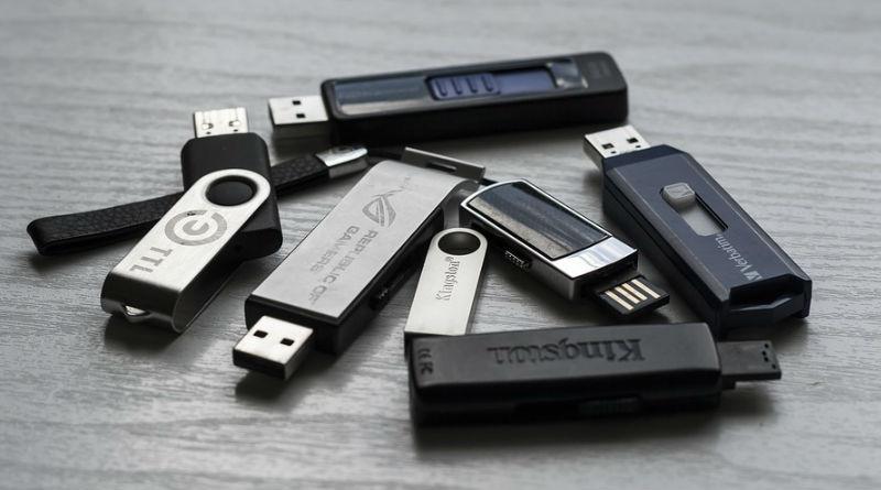 Usos de las memorias USB
