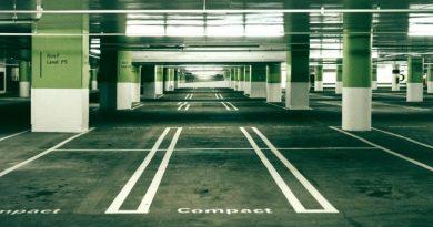 Parkings en aeropuertos