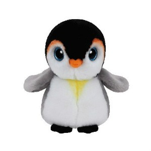 Peluche de pinguino