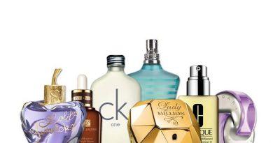 Perfumes y diseno