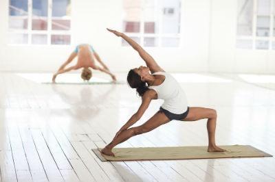 Ser profesora de yoga