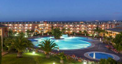 Hotel Ilunion Sancti Petri Chiclana Cadiz