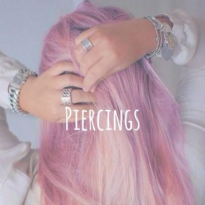 La venta de joyas piercings