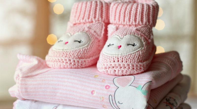 ropa de niña baby shower