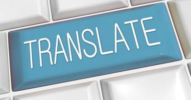 traduccion de idiomas en teclado