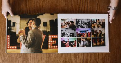 Álbum de fotos para bodas