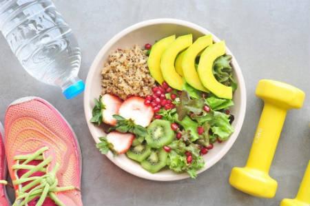 Alimentación y deporte para una vida larga y saludable