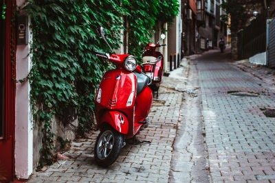 Alquilar una scooter