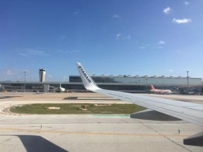 Aparcar en el aeropuerto de Malaga