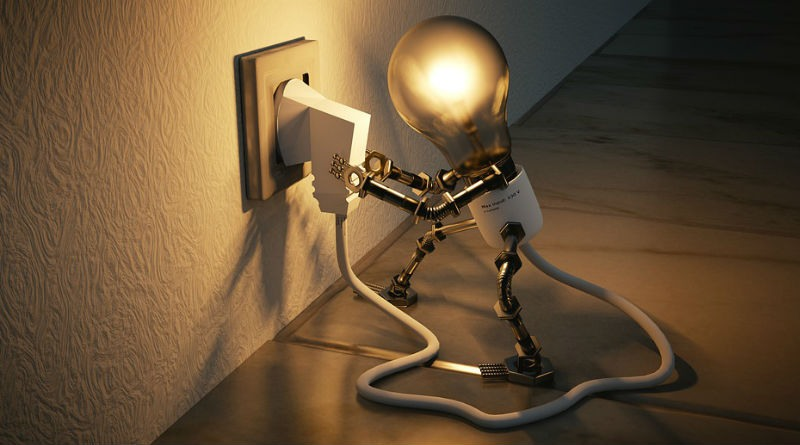 Iluminacion LED vs incandescente