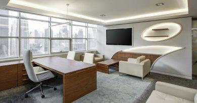 Salon oficina de ejecutivo