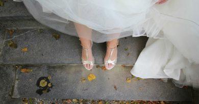 Zapatos comodos de novia