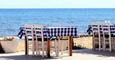 El placer de comer en restaurantes en el Mediterráneo