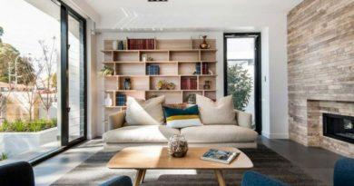 Hogar con los mejores muebles