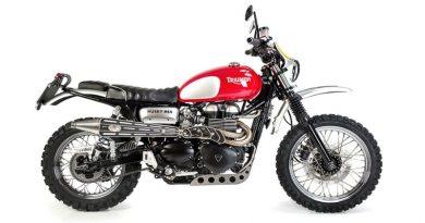 Motos Triumph belleza y elegancia