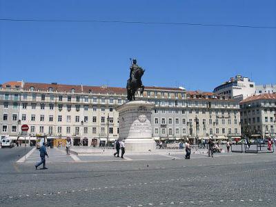 Praça de figueira