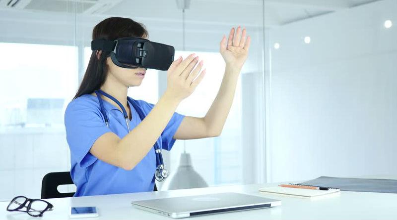 avances Realidad Virtual medicina