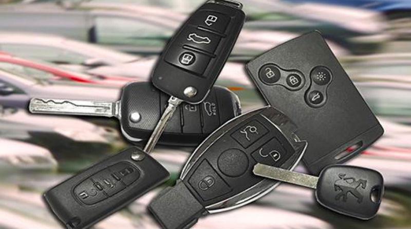 Duplicado de llaves del coche