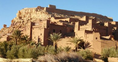 El turismo en Marruecos