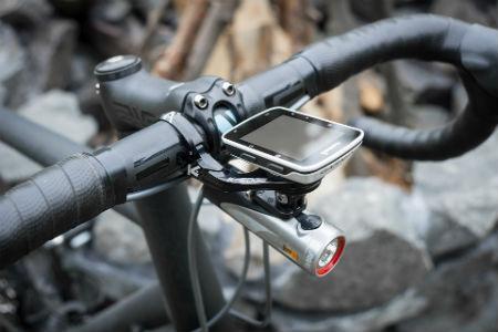 Equipo básico de bicicleta