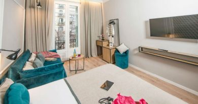 Valorar al escoger un hotel en Barcelona