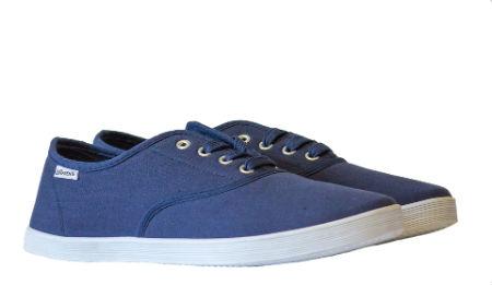 Zapatillas de lona diseño y comodidad