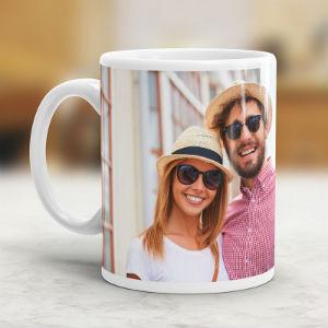 Taza personalizada pareja