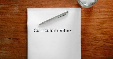 Como hacer un Curriculum Vitae atractivo