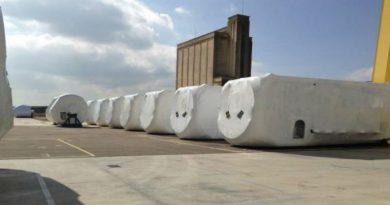 Embalaje retráctil industrial