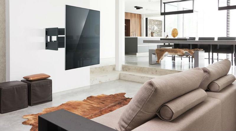 Soporte TV extensible y articulado