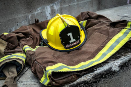 Trajes de bombero