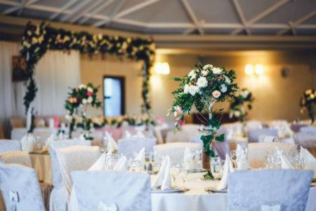 flores en bodas