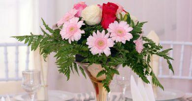 flores para eventos y ocasiones especiales