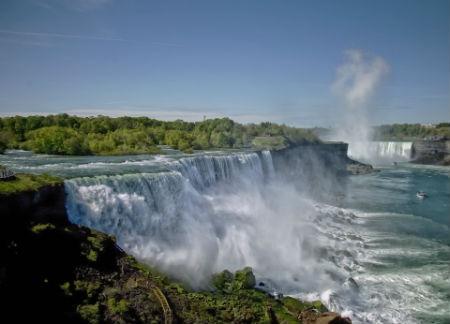 Excursiones para conocer las cataratas del Niágara