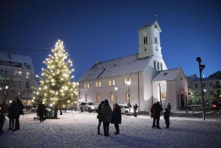 Nochevieja en Reykjavik