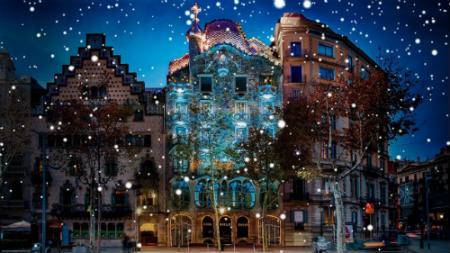 obra iconica de Gaudi