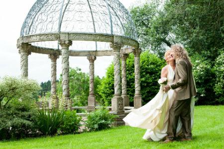Aprendizaje del baile de boda