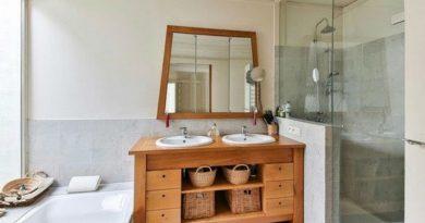 Decoración del cuarto de baño